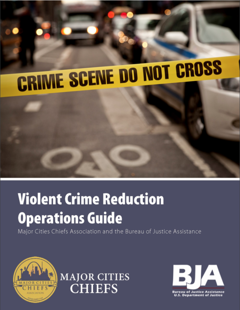 Violent Crime Reduction Operations Guide
