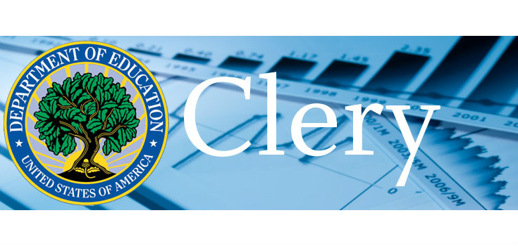 Clery and ED  logo