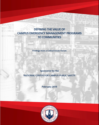 Value of Campus Emergency Management