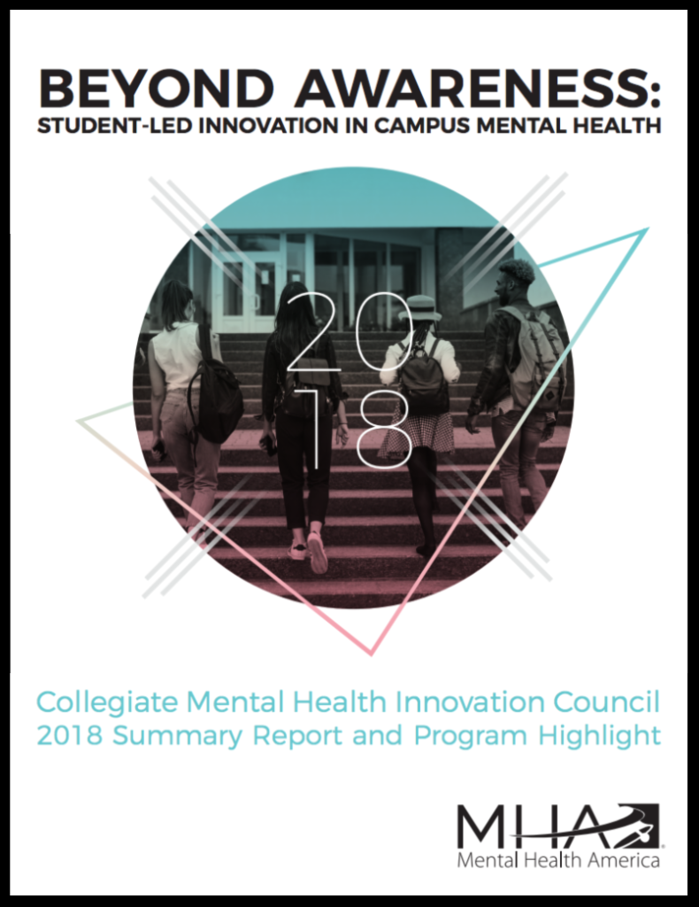 Student-Led Innovation in Campus Mental Health
