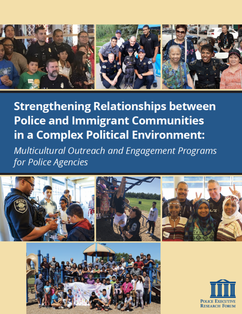PERF Police and Immigrant Communities