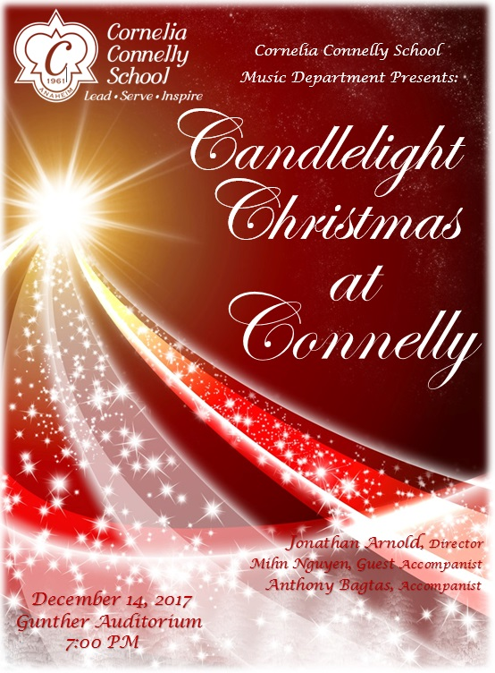 Christmas Concert Cover