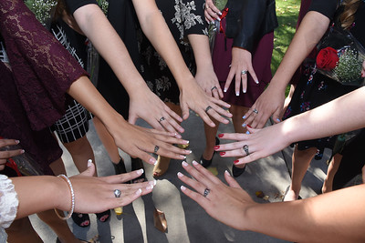 Ring Day hands
