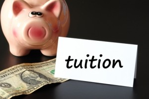 tuition piggy bank