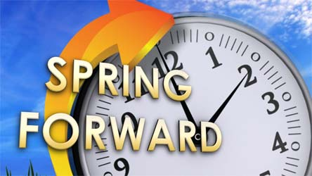 DST spring forward