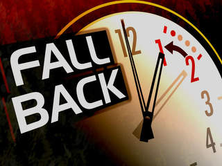 DST Fall Back
