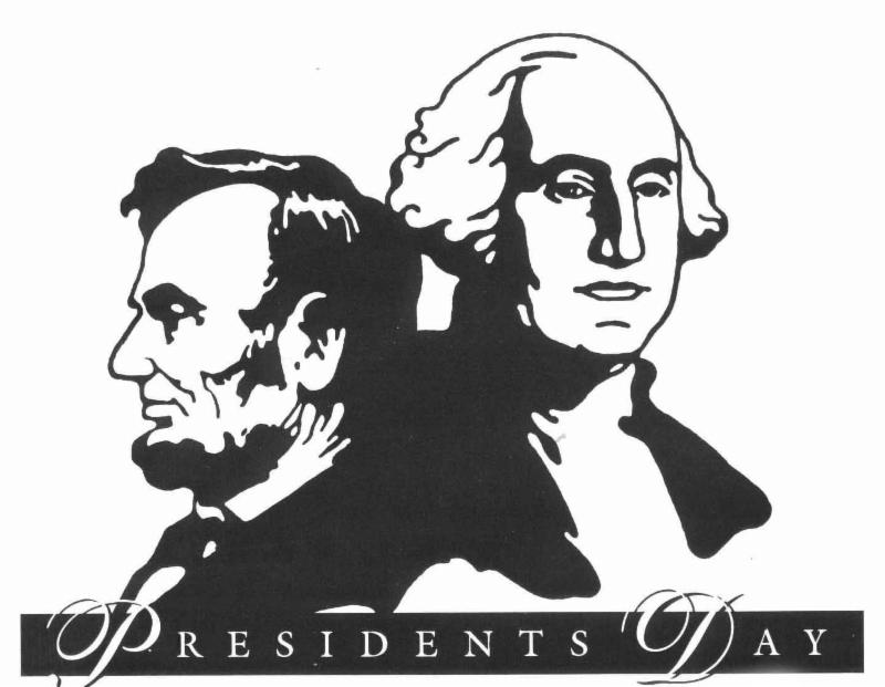 presidents day image