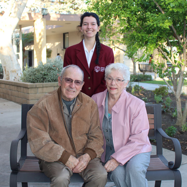 Grandparents Day - Perry