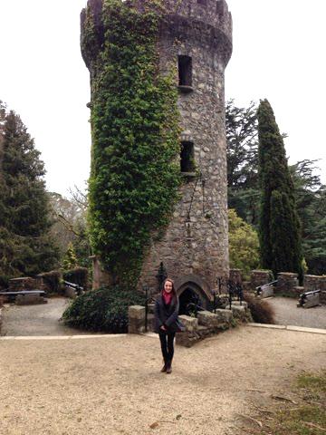 Emma in Ireland