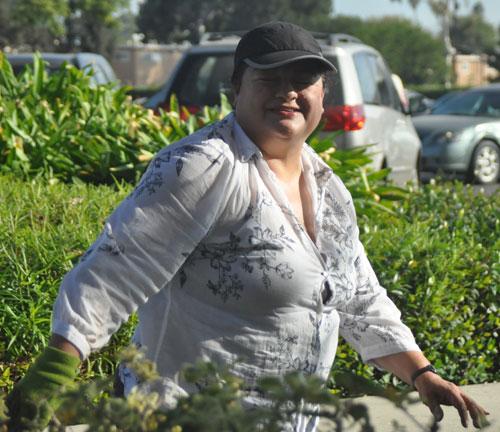 parent gardening