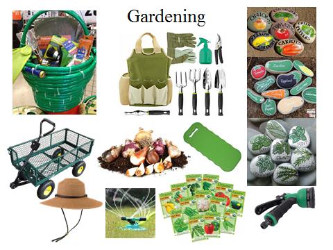 gardening basket ideas