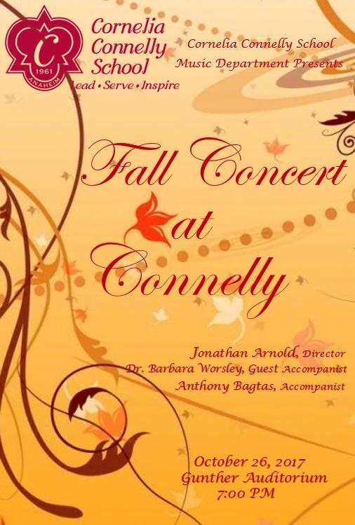 2017 Fall Concert