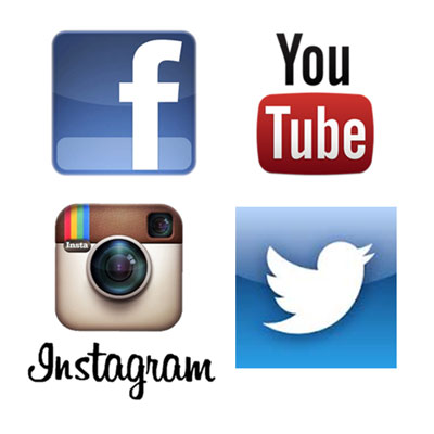 connelly social media