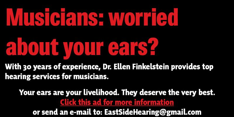 Worried about your ears? We can help...!