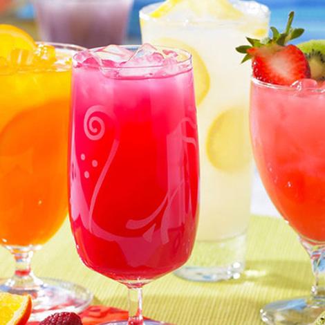 Variety Fruit Drinks