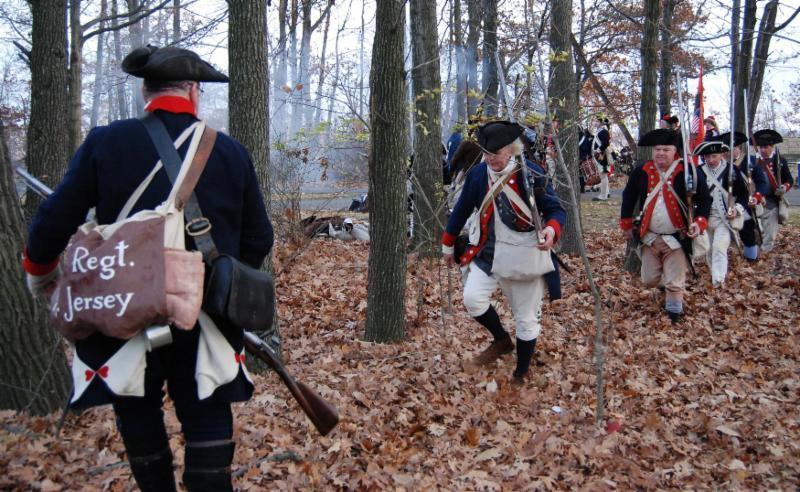 Fort Lee retreat