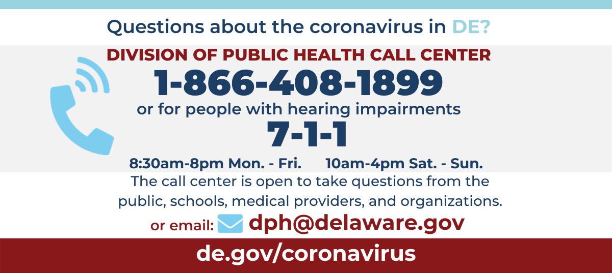 de.gov/coronavirus