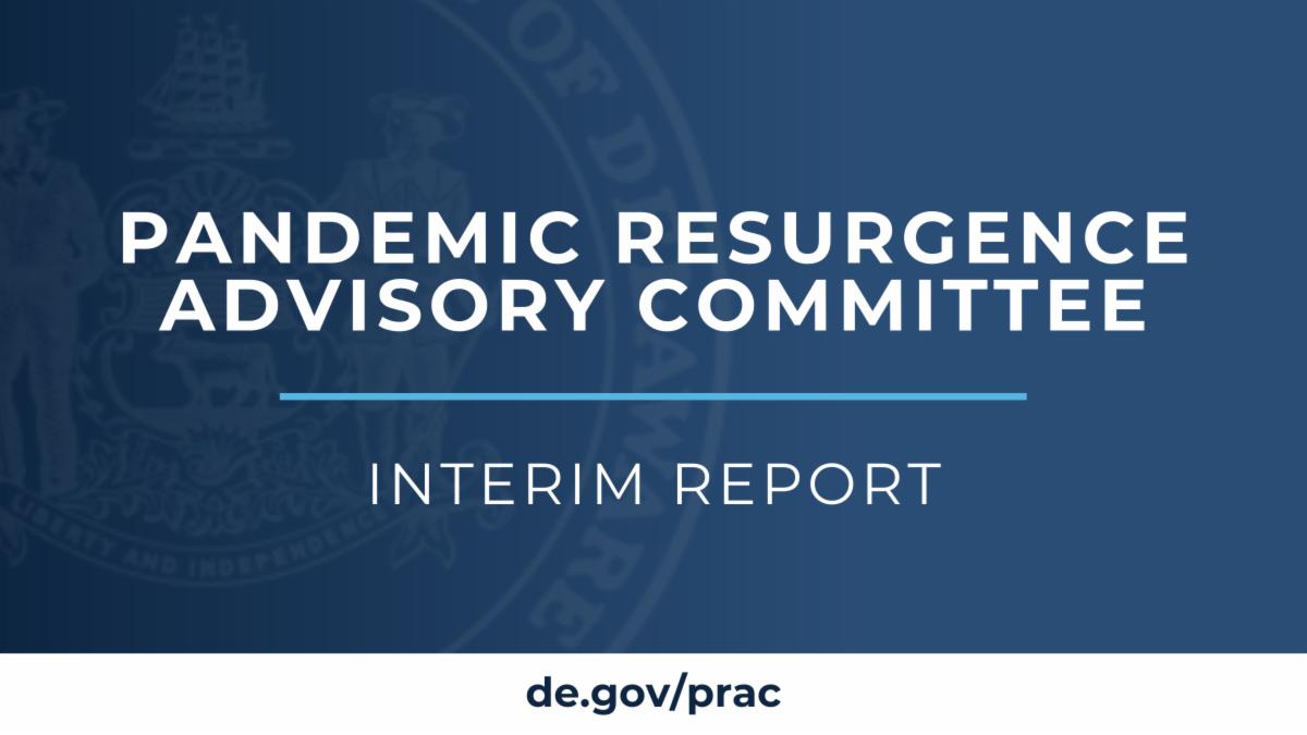 PRAC Interim Report