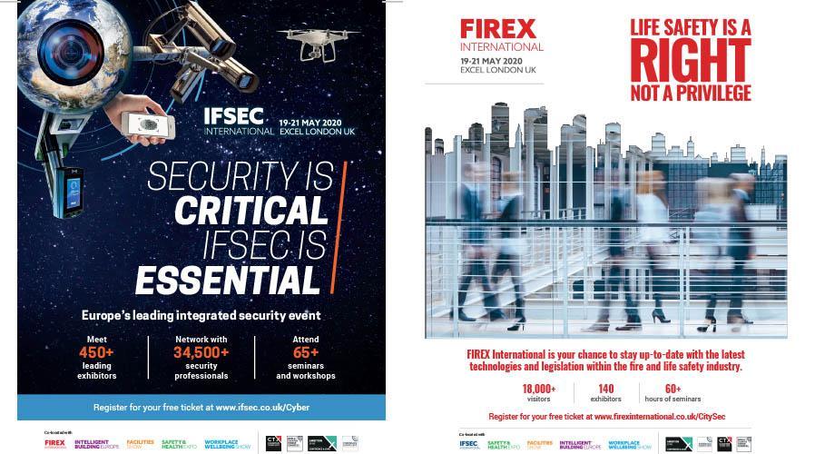 ifsec&firex ads