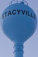 Stacyville Water Tower