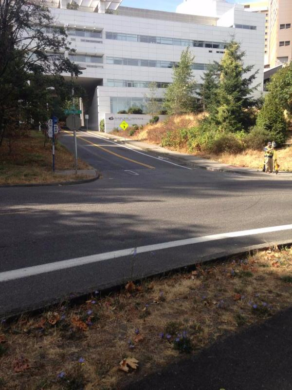 SW Campus Drive