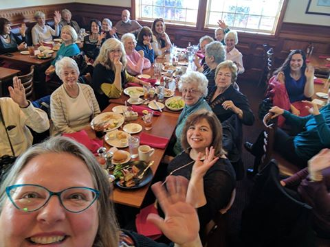 Lunch with League LWVC