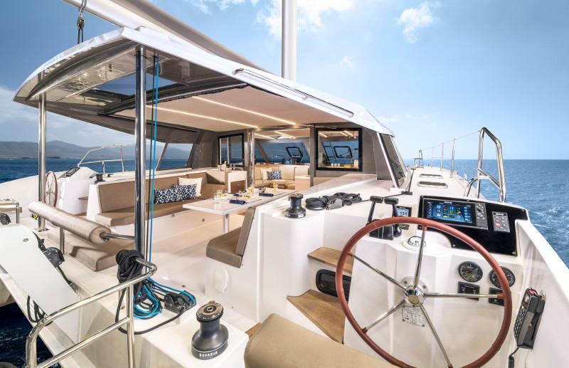 the catamaran company