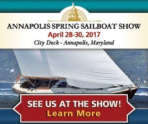Join us at the Spring Boat Show April 28 in Annapolis to view Gemini Catamarans.
