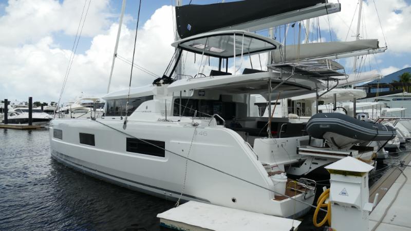 luxuy catamarans