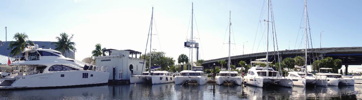 catamaran boat show