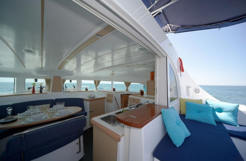 Get Charter Business Plans for new Lagoon 380 in Tortola, BVI