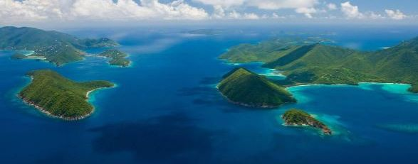 The British Virgin Islands