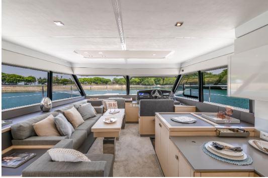 big catamaran