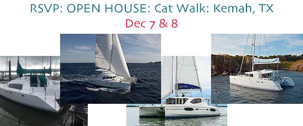catamaran open house