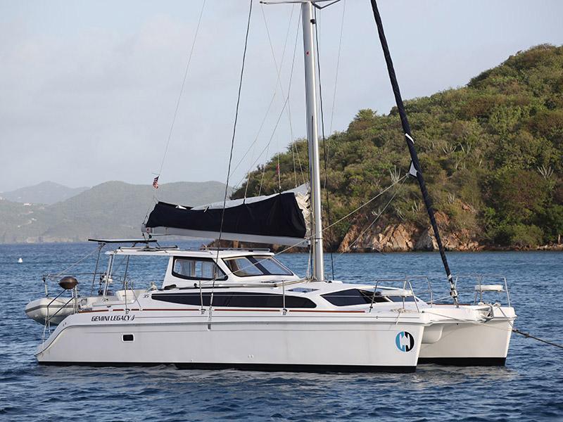 gemini catamaran