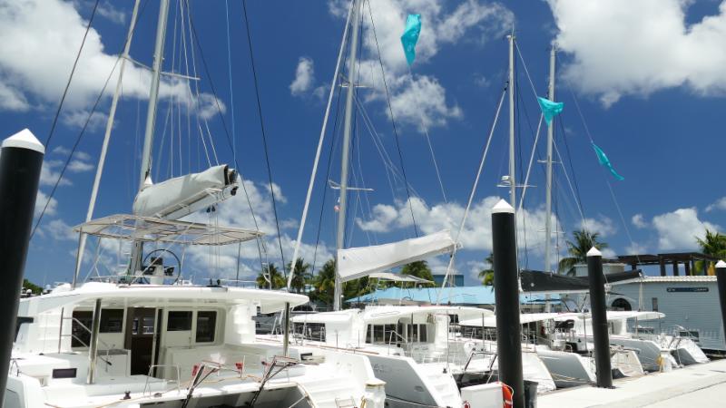visit a catamaran