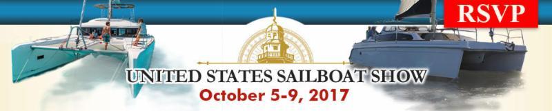 Gemini Catamarans at Annapolis Sail Boat Show starting October 5