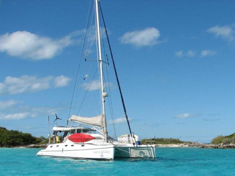 Price Reduction:   2008 Island Spirit 40 ft