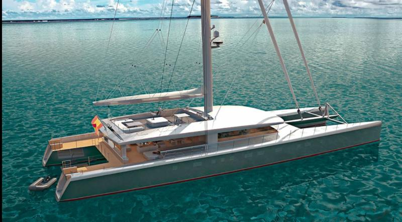 Build a truly unique catamaran developed by Lagoon & CNB
