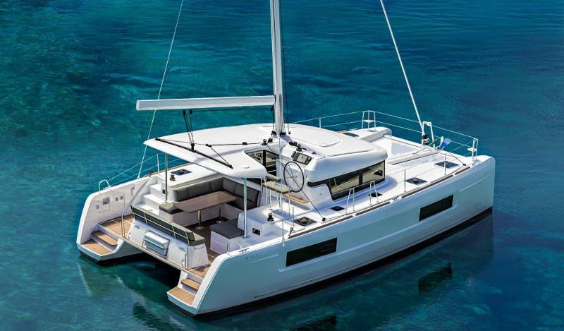 Get the Charter Business Plan for the new Lagoon 40