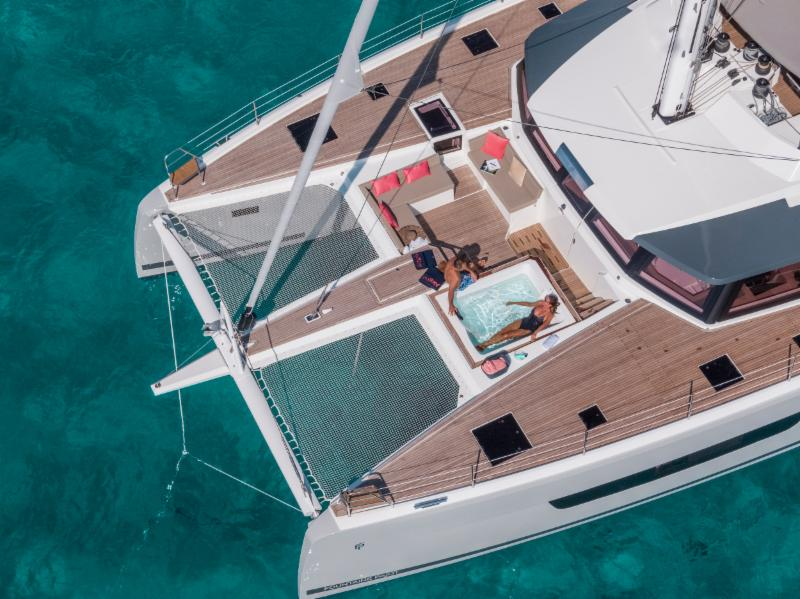 foauntaine pajot catamarans