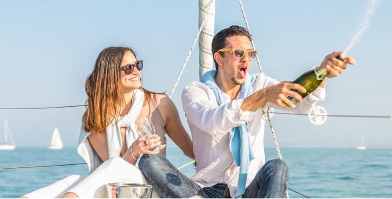 LH-finance and Lagoon Catamarans  invites you to join us during Fort Lauderdale International Boat Show as a VIP!