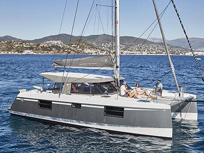 pre-owned catamaran