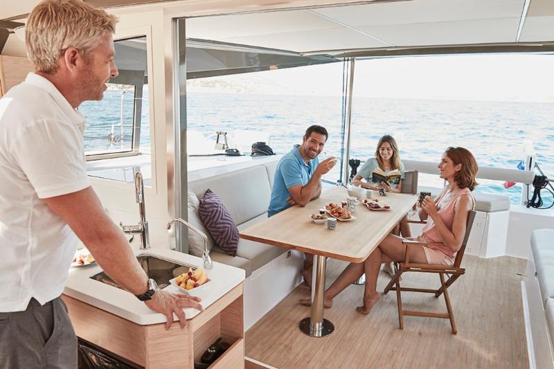 Bavaria Catamarans For Sale in California.
