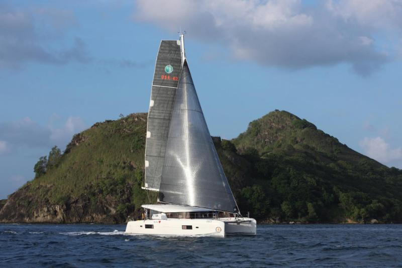 Do you want to own a new Lagoon 42 now?