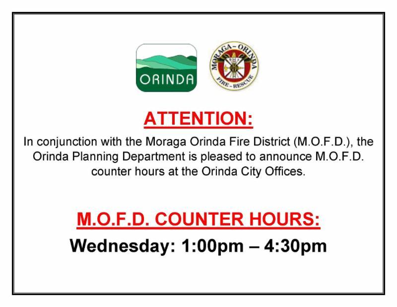 Orinda Outlook - Week of October 17, 2016 - Downtown