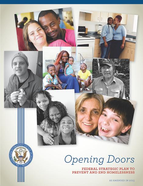 Cover of Opening Doors