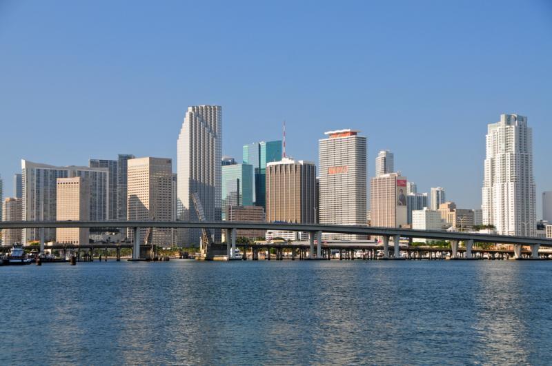Downtown Miami_ Florida Skyline