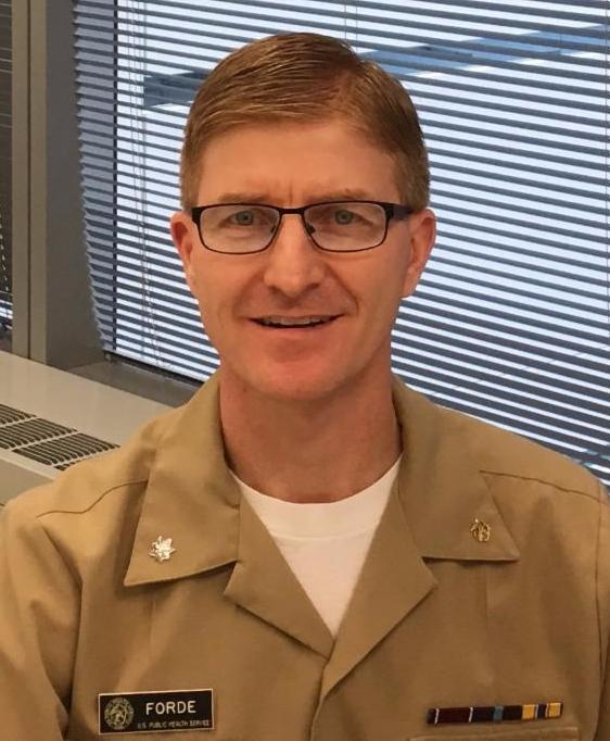 Commander Kent Forde
