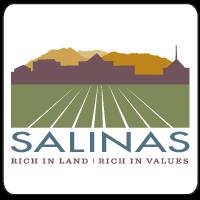 Logo of the City of Salinas